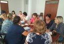 Відбулася робоча зустріч представників Українського жіночого фонду та груп самодопомоги громади
