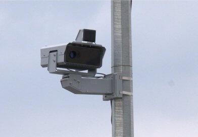 Встановлено камери автофіксації порушень ПДР