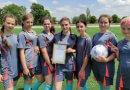 Відбувся футбольний турнір серед дівчат, приурочений Дню захисту дітей