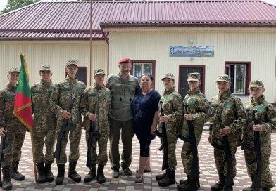 Враження джур рою «Патріот» від участі у ІІІ етапі Всеукраїнської військово-патріотичної гри «Сокіл («Джура»)