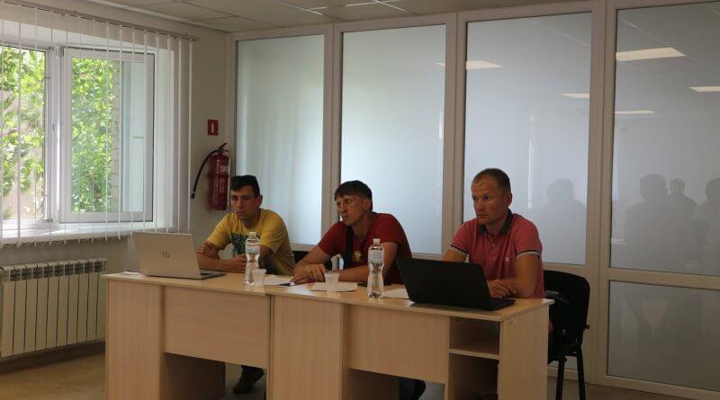 13 липня у приміщенні Комишуваської амбулаторії відбулася передтендерна конференція
